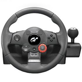 Logitech Driving Force GT Wheel PS3/pc