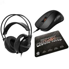 SteelSeries Esport Champions Gaming Gear Collection Bundle