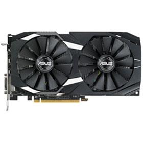 ASUS DUAL-RX580-O4G Graphic Card