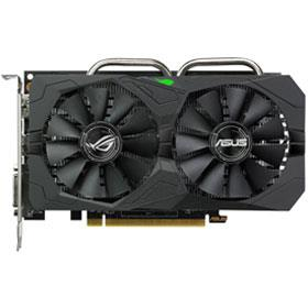 ASUS ROG-STRIX-RX560-O4G-GAMING Graphic Card