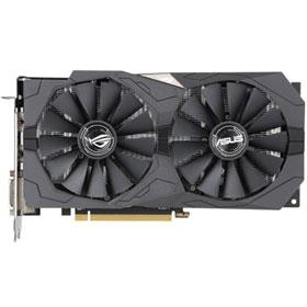 ASUS ROG-STRIX-RX570-O4G-GAMING Graphics Card