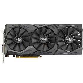 ASUS ROG STRIX-RX480-O8G-GAMING Graphics Card