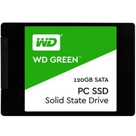 Western Digital Green SATA3 SSD Hard - 120GB