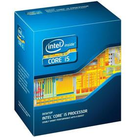 Intel Core i5 3550 3.7GHz 6MB cache