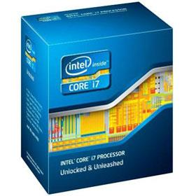 Intel Core i7 3770K 3.4GHz (up tp 3.9GHz) 8MB Cache