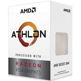 AMD Athlon 200GE AM4 Desktop CPU