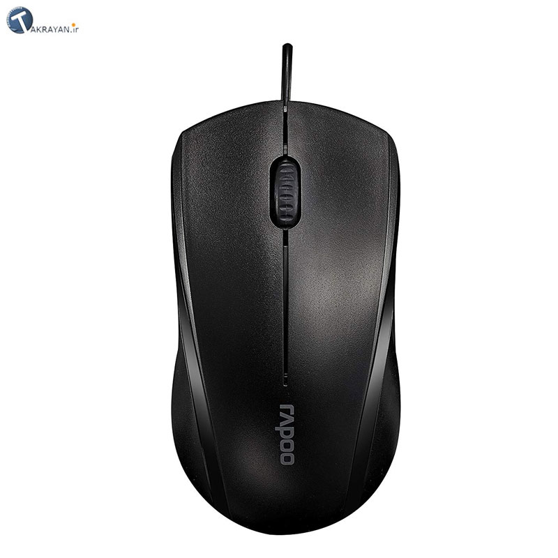 Rapoo N1200 Silent Mouse