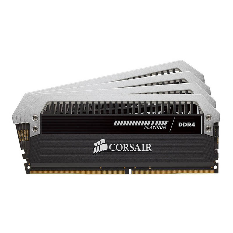 Corsair Dominator Platinum 16GB (4x4GB) DDR4 3600MHz 1