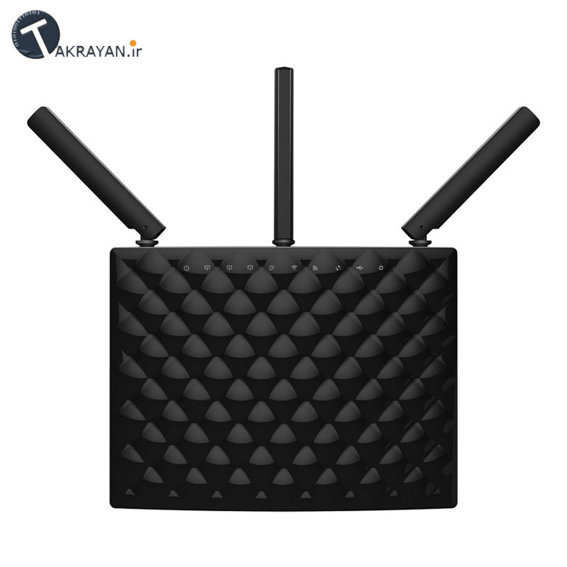 Tenda AC15 Dual-Band Wireless AC1900 Router