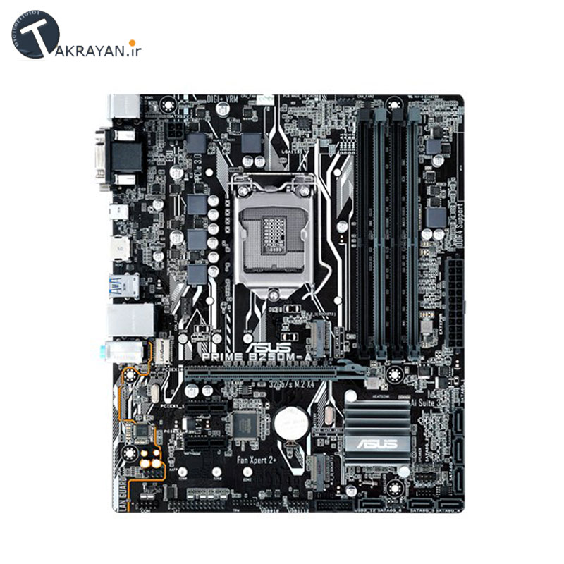 ASUS PRIME B250M-A Mainboard