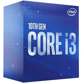 Intel Core i3-10100F Desktop Processor CPU