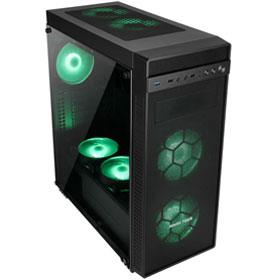 Master Tech ATRON MESH Gaming Computer Case