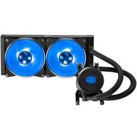 Cooler Master MasterLiquid ML240 RGB TR4 Edition CPU Cooler with RGB Controller