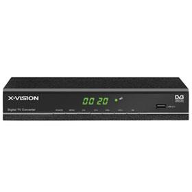 X.Vision XDVB-120 Digital TV Reciever