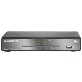 X.Vision XDVB-373 Digital TV Reciever