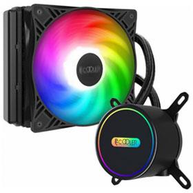 PCcooler GI-CL120vc CPU Air Cooler