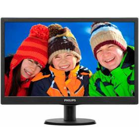 Philips 193V5L LED Monitor