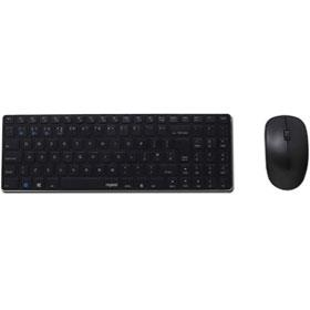 Rapoo 9300M Multi-mode Wireless Keyboard and Mouse