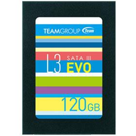 Team GROUP L3 EVO SATA3 SSD - 120GB