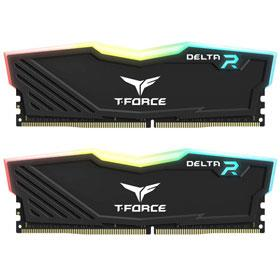 Team T-Force Delta RGB 16GB (2×8GB) DDR4 3000MHz RAM