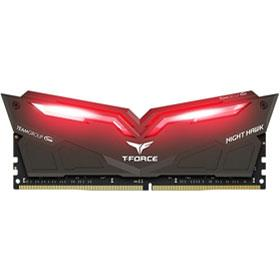 Team T-Force Night Hawk RED 8GB DDR4 3000MHz RAM