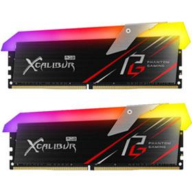 Team XCALIBUR Phantom Gaming RGB 16GB (2×8GB) DDR4 3200MHz RAM