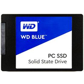 Western Digital Blue SATA3 SSD Hard - 250GB